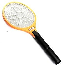 《鉦泰生活館》KINYO 小黑蚊電池式捕蚊拍CM-2221