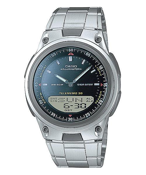 【CASIO宏崑時計】CASIO卡西歐十年電池運動電子錶 AW-80D-1A 100米防水 台灣卡西歐保固一年