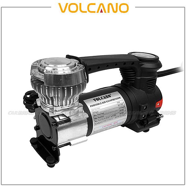 【愛車族購物網】日本VOLCANO 超極速大力士電動打氣機 AHT-6306