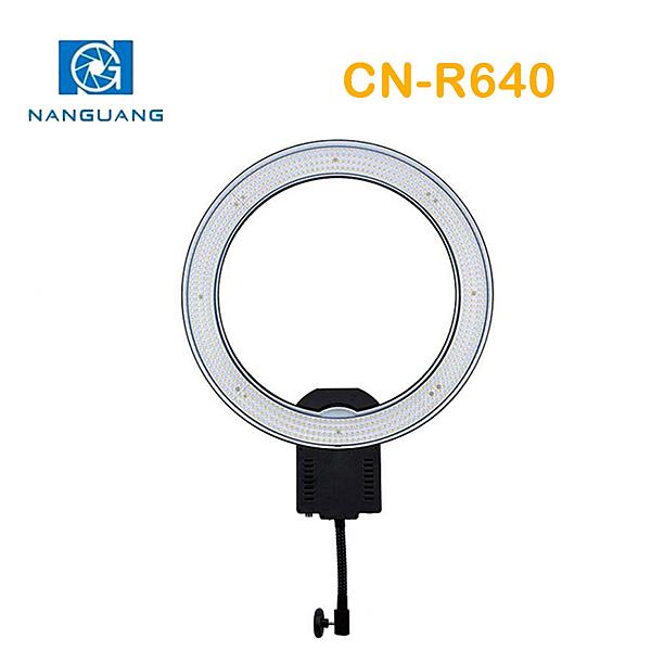 黑熊館 Nanguang 南冠 Halo19 CN-R640 LED環形燈 美肌燈 補光燈 持續燈 單色溫 直播 網美