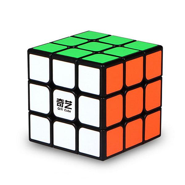 【888便利購】魔方格6公分大三階魔術方塊(超滑順)(6色)(授權)