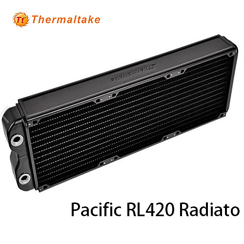 Thermaltake 曜越 PACIFIC RL420 水冷排