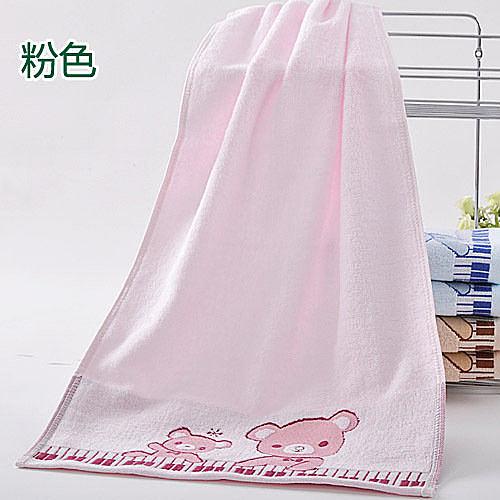純棉鋼琴小熊毛巾 兩個價C68