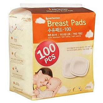 EXPECT 韓國Upis3D拋棄式防溢乳墊(100入)