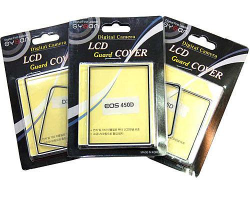 SYSAN LCD 保護蓋 / 硬式保護貼 NIKON D60 專用 (單組 出清特價)