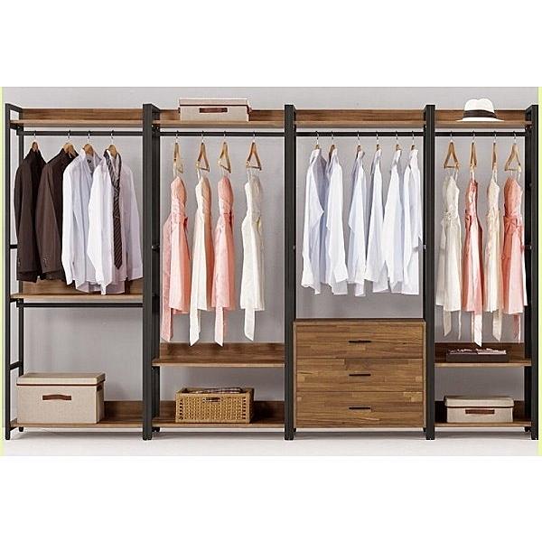 衣櫃 衣櫥 MK-619-1234 漢諾瓦9.8尺衣櫃 【大眾家居舘】