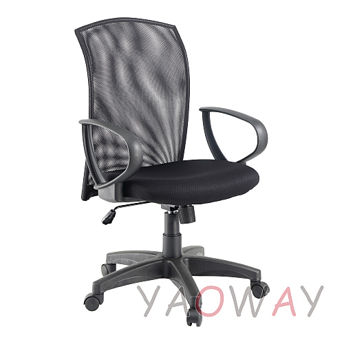 【耀偉】 SD-F62TG背動式中背網椅 (人體工學椅/辦公椅/電腦椅/主管椅)