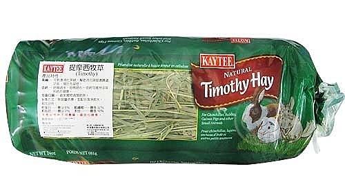 【培菓平價寵物網】KAYTEE《兔子》提摩西牧草( 24oz / 681g )