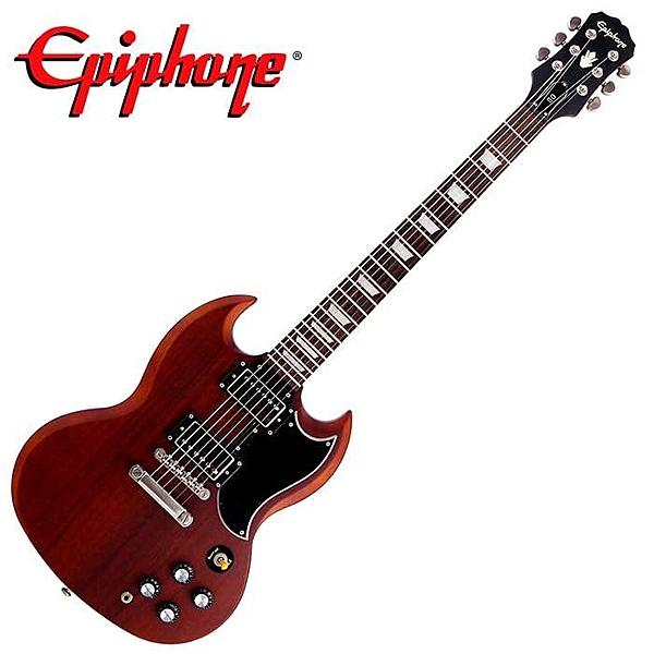 ★樂器出租★EPIPHONE SG Studio(平光)電吉他出租每日(24H)租金$1500
