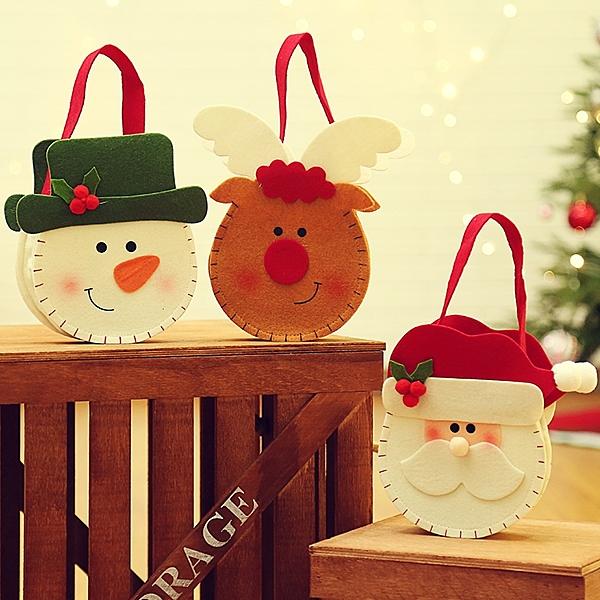 聖誕禮品105 聖誕樹裝飾品 禮品派對 聖誕裝飾手提禮物袋