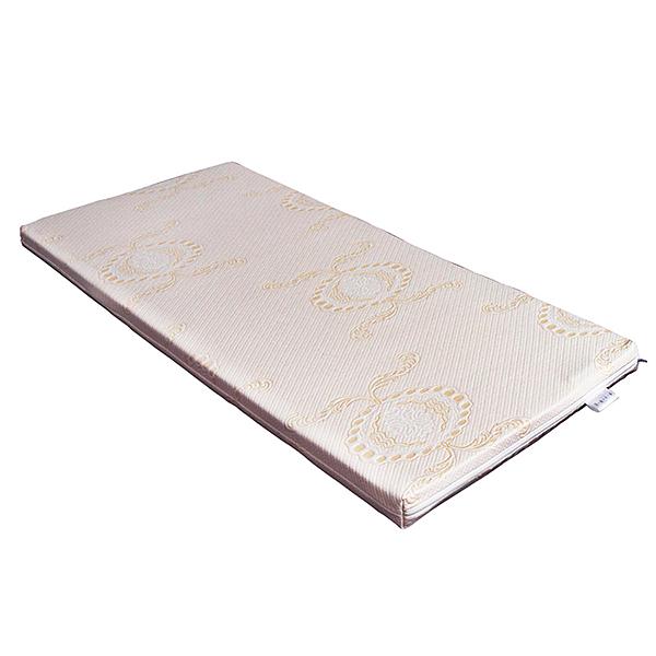 吉加吉 嬰幼兒 記憶床墊 SBC-8210 (雙面材質)