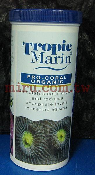 【西高地水族坊】Tropic Marin 海洋珊瑚營養劑200g