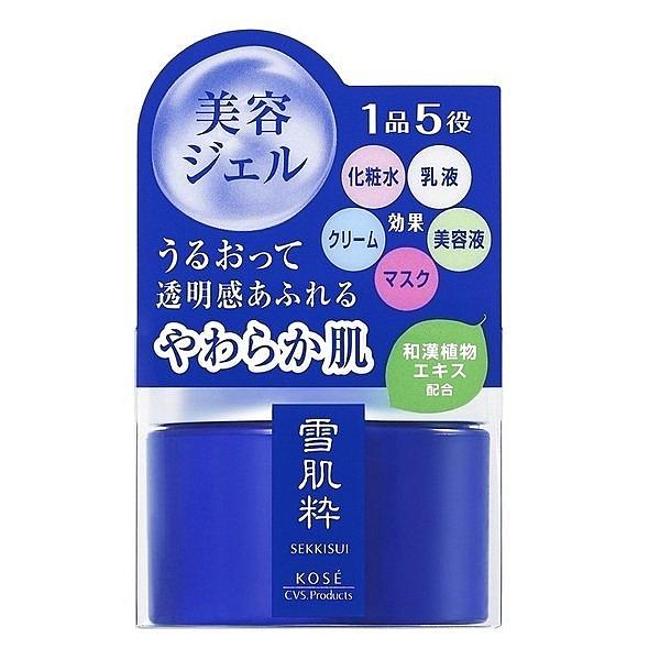 日本【7-11限定】KOSE-雪肌粹 ALL IN ONE美容凝膠42g-449389