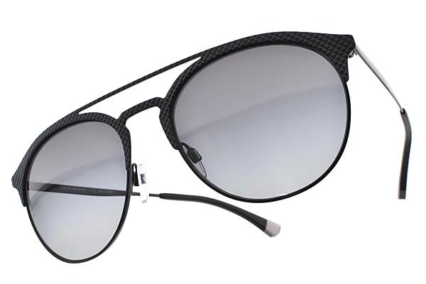 EMPORIO ARMANI太陽眼鏡  偏光太陽眼鏡 率性時尚 黑  EA2052 3014T3