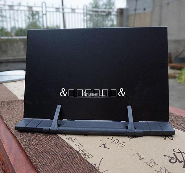 樂譜架 新品上架 台式古琴樂譜架看書架平板電腦架便攜式鐵質曲譜架 莎瓦迪卡