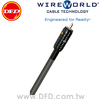 WIREWORLD EQUINOX 7 春分 0.5M RCA 音源訊號線 原廠公司貨