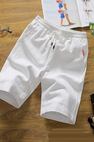 海灘褲 沙灘褲 短褲 休閒 五分 夏季 運動 寬鬆 大褲衩