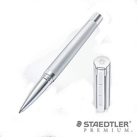 施德樓 PREMIUM Metallum髮絲紋系列鋼珠筆 9PMM240M-9 / 支