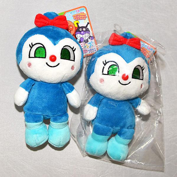 麵包超人 藍精靈 日本正版商品