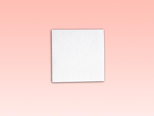 100入方形 饅頭底紙(小)【K083】9CM包子紙