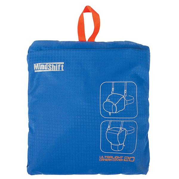 ◎相機專家◎ Mindshift UltraLight DSLR Cover 20 MS706 藍色 輕量防雨套 防水套 公司貨