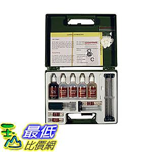 [106美國直購] Environmental Concepts 1663 Professional Soil Test Kit with 80 Tests
