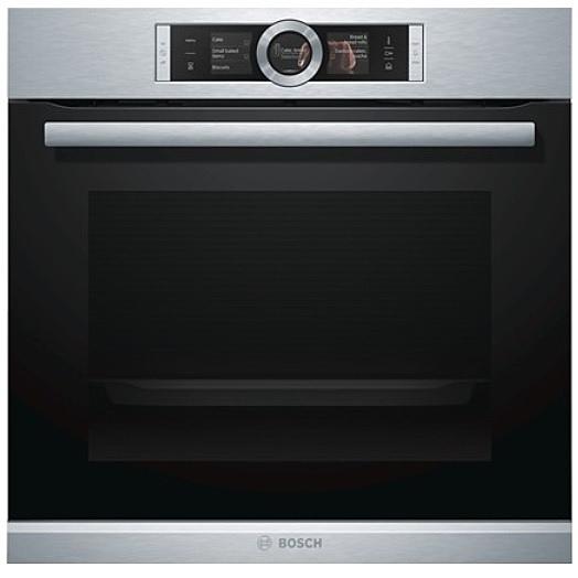 BOSCH 德國 博世 HRG6769S2B 嵌入式蒸氣烤箱 (60cm)寬【07-7428010】