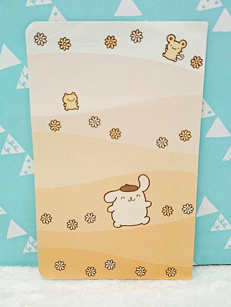 【震撼精品百貨】Pom Pom Purin 布丁狗~卡片_花花