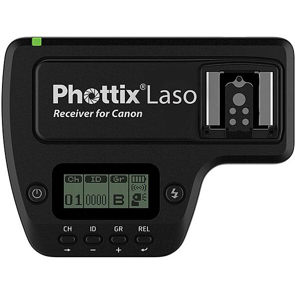 ◎相機專家◎ Phottix Laso TTL 閃燈引閃接收器 for Canon 同ST-E3-RT 公司貨