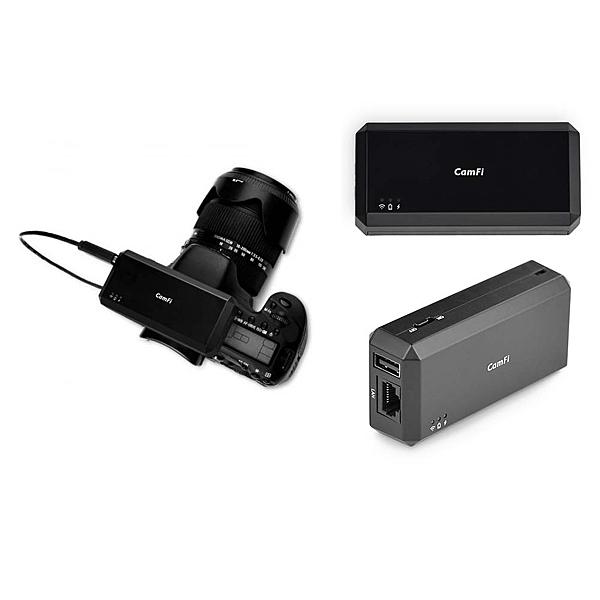 【EC數位】CamFi Cam-Fi 單眼 無線 即時 取景 控制器 WiFi 遙控 支援 iOs Android