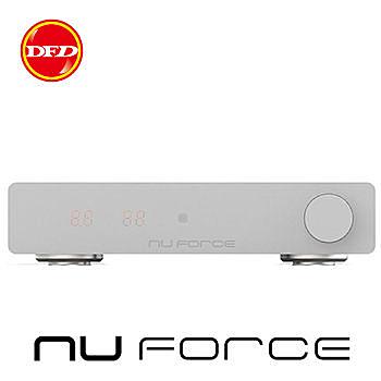 (0利率)美國 NuForce DDA120 2聲道綜合擴大機 銀色 公貨 含英國KEF Q100 Uni-Q同軸美聲喇叭一對