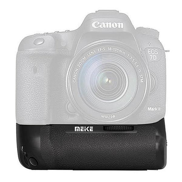 ◎相機專家◎ Meike 美科 MK-7DR II 電池手把 送無線遙控器 同BG-E16 公司貨
