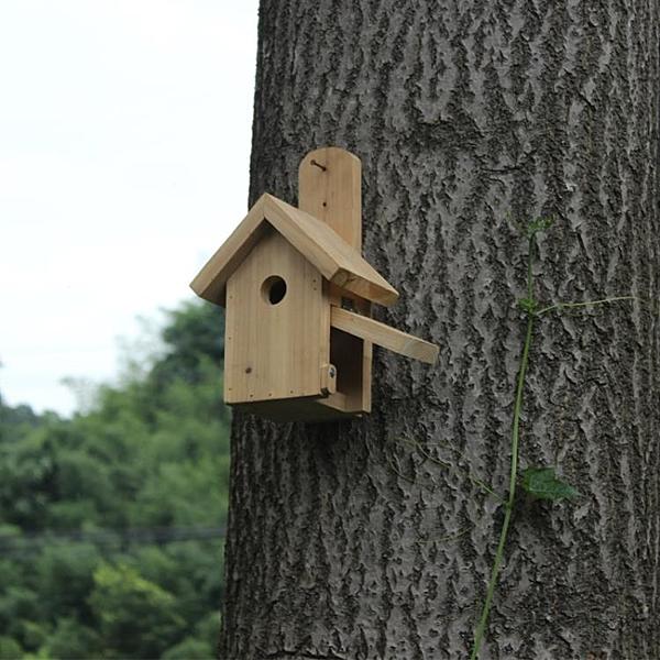鳥籠實木鳥窩鴿子相思鳥籠子鸚鵡籠籠通用鳥籠群籠繁殖籠 萬客居