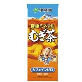 伊藤園 健康ミネラルむぎ茶250mlx24パック (4444)