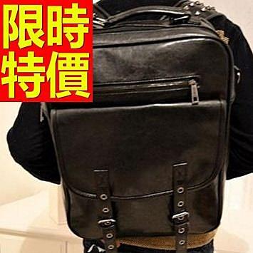 後背包-可愛日系閃亮皮革情侶款-雙肩包-1款59ab46【巴黎精品】