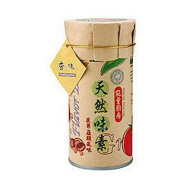 綠色生活 能量廚房 天然味素 蔬果菇類風味120g   3罐