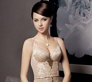 美容院專供束身內衣 100%正品馬克寶迪第四代托胸長胸罩- Kal024:(70~90/B~F)