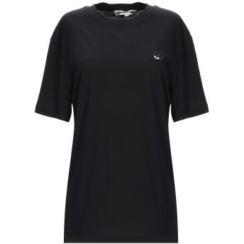 《セール開催中》McQ Alexander McQueen レディース T シャツ ブラック XXS コットン 100%