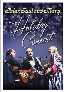 【停看聽音響唱片】【DVD】「彼得、保羅與瑪莉」三重唱:假期演唱會