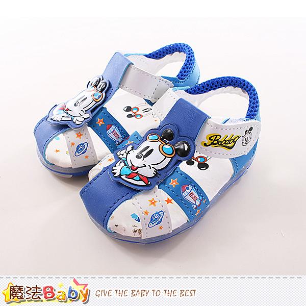 零碼特價出清寶寶鞋 BOB DOG正版寶寶涼鞋 魔法Baby