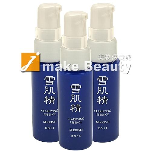 KOSE高絲 雪肌精角質清淨調理露(20ml*3)《jmake Beauty 就愛水》