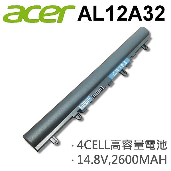 ACER 4芯 日系電芯 AL12A32 電池 AL12A72 B053R015-002 4ICR17/65 TZ41R1122 KT.00407.001 Aspire E1 E1-410
