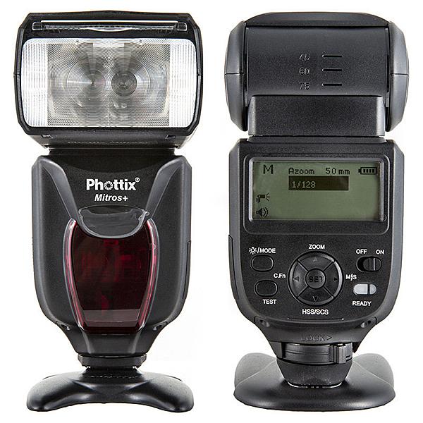 ◎相機專家◎ 現貨 送eneloop低自放電電池 Phottix Mitros+ TTL 閃光燈 for Canon + Odin II 發射器 公司貨