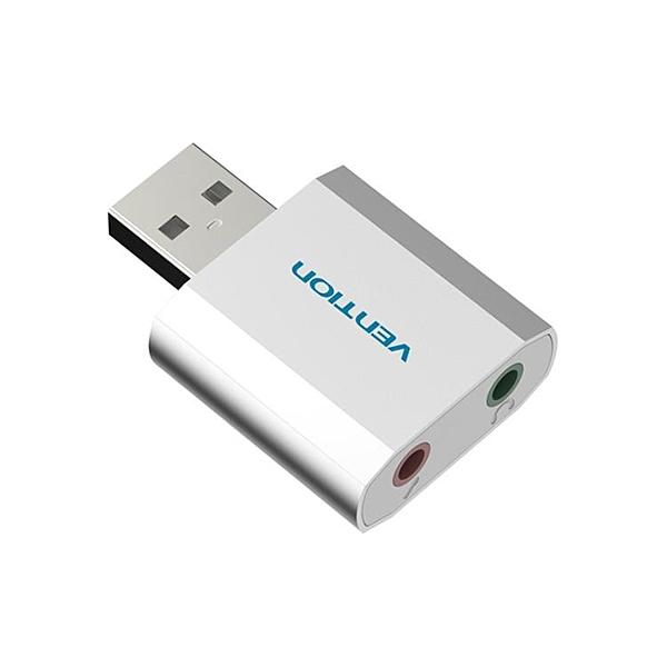 USB聲卡外置台式機電腦筆記本轉換器