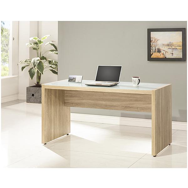 #免運/5尺電腦書桌-3D木紋淺木色/電腦桌/工作桌/辦公桌-DIY組合產品