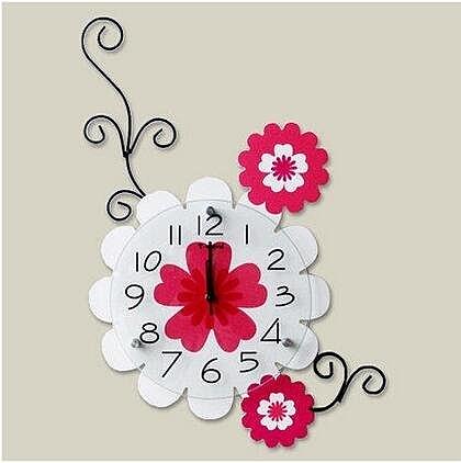 天偉達現代藝術創意掛鐘客廳鐘錶臥室掛錶時尚時鐘靜音鐘婚慶婚房