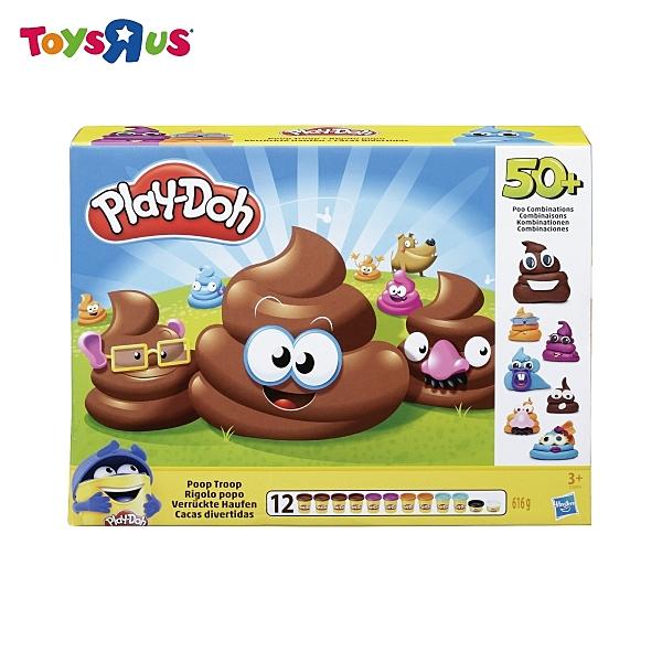 玩具反斗城 培樂多可愛便便遊戲組