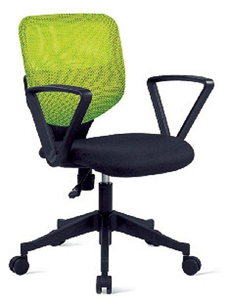 HY-Y170-4  大型電腦椅(703/紅網/PU泡棉)