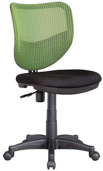 HP367-03 網背椅/TS-08綠黑/氣壓+後仰