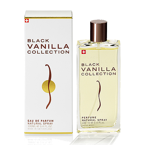 【MUSK Collection】BLACK VANILLA 香草蘭花 淡香水 50ml